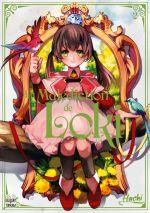 La malédiction de Loki T2, manga chez Delcourt Tonkam de Hachi