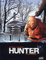 Hunter T1 : Jivaro Business (0), bd chez Soleil de Renault, Fernandez, Cesano, Rieu