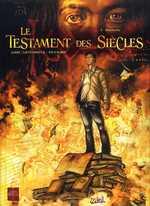 Le testament des siècles T1 : Melencolia (0), bd chez Soleil de Loevenbruck, Jarry, Pacurariu, Freeman