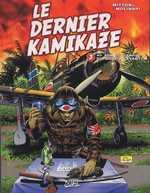 Le dernier kamikaze T3 : Au nom de l'empire du Soleil Levant (0), bd chez Soleil de Mitton, Molinari, Man