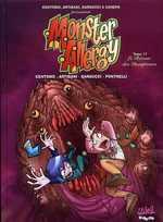 Monster Allergy T17 : Le retour des dompteurs (0), bd chez Soleil de Centomo, Artibani, Barbucci, Basile, Brughera, Giumento