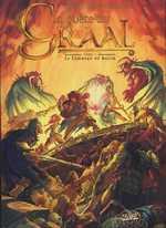 La quête du Graal T2 : Le tombeau de Balor (0), bd chez Soleil de Debois, Bileau, Stambecco