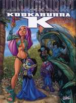 Kookaburra K T2 : La planète aux illusions (0), bd chez Soleil de Hicks, Mitric, Crisse, Ramos, Olea