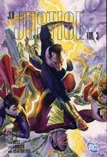JLA - Justice T3, comics chez Panini Comics de Krueger, Braithwaite, Ross