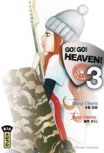Go! Go! Heaven! T3, manga chez Kana de Obara, Umino