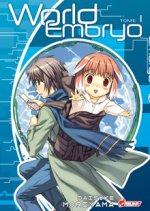 World Embryo T1, manga chez Asuka de Moriyama