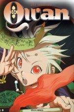 Qwan T4, manga chez Soleil de Shimizu