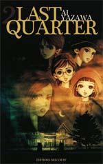 Last Quarter T2, manga chez Delcourt de Yazawa
