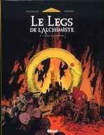 Le legs de l'alchimiste T5 : Anna et Zaccharia (0), bd chez Glénat de Hubert, Bachelier