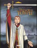 Trésor du temple T1 : Ils m'ont élu (0), bd chez Glénat de Abécassis, Makyo, Seigneuret