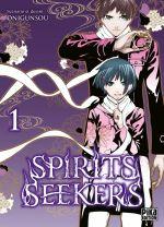 Spirit seekers T1, manga chez Pika de Onigunsô