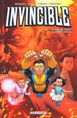 Invincible T25 : La fin de tout (2ème partie) (0), comics chez Delcourt de