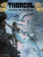 Thorgal T37 : L'ermite de Skellingar (0), bd chez Le Lombard de Yann, Vignaux, Georges