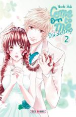 Come to me Wedding T2, manga chez Soleil de Nachi