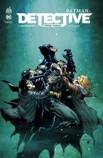 Batman : detective  T1 : Mythologie (0), comics chez Urban Comics de Tomasi, Mahnke, Baron