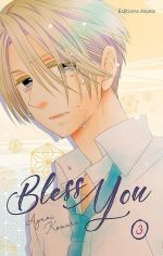 Bless you  T3, manga chez Akata de Komura