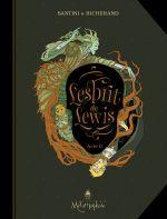 L'Esprit de Lewis T2, bd chez Soleil de Santini, Richerand, Hubert