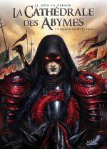La Cathédrale des Abymes T3 : Quand vient le sage... (0), bd chez Soleil de Istin, Grenier