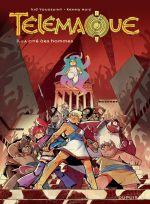 Télémaque T3 : La cité des hommes (0), bd chez Dupuis de Toussaint, Ruiz, Noiry