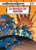 Les Tuniques bleues T63 : La bataille du cratère (0), bd chez Dupuis de Cauvin, Lambil, Léonardo