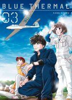 Blue thermal T3, manga chez Komikku éditions de Ozawa
