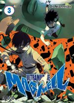 Ultramarine Magmell T3, manga chez Ototo de Nianmiao