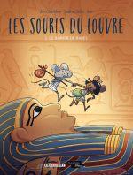 Les Souris du Louvre T2 : Le Damier de Babel (0), bd chez Delcourt de Chamblain, Goalec, Drac