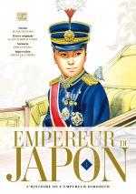Empereur du Japon T1, manga chez Delcourt Tonkam de Eifuku, Hando, Nojo