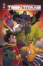 Teen Titans rebirth T1 : Damian, le petit génie  (0), comics chez Urban Comics de Percy, Pham, Meyers, Neves, Kalisz, Charalampidis