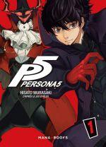 Persona 5 T1, manga chez Mana Books de Atlus, Murasaki