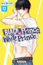 Black prince & white prince T12, manga chez Soleil de Makino