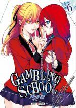 Gambling school twin T6, manga chez Soleil de Kawamoto