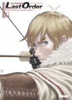 Gunnm Last Order – Edition originale, T6, manga chez Glénat de Kishiro