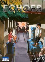 Echoes T3, manga chez Ki-oon de Sanbe