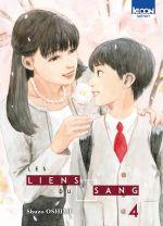 Les liens du sang T4, manga chez Ki-oon de Oshimi