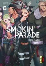 Smokin'parade T6, manga chez Kana de Kataoka, Kondou