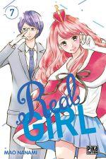 Real girl  T7, manga chez Pika de Nanami