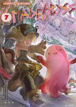 Made in abyss T7, manga chez Ototo de Tsukushi