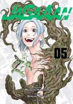 Jagaaan T5, manga chez Kazé manga de Kaneshiro, Nishida