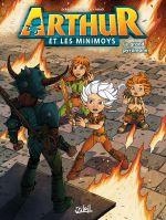 Arthur et les minimoys T2 : Le Grand Pyromane (0), bd chez Soleil de Derrien, Castaza, Nino