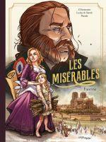 Les Misérables T1 : Fantine (0), bd chez Jungle de L'Hermenier, Siamh, Looky, Parada Lopez