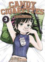 Candy & cigarettes T3, manga chez Casterman de Inoue