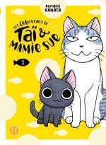 Les chaventures de Taï & Mamie Sue T1, manga chez Nobi Nobi! de Konami