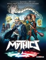 Mythics T8 : Saint-Pétersbourg (0), bd chez Delcourt de Sobral, Lyfoung, Ogaki, Zimra, Paillat
