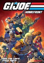 G.I JOE : Homefront T1, comics chez Vestron de Van Lente, Kurth