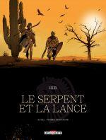 Le Serpent et la lance T1 : Ombre-montagne (0), bd chez Delcourt de Hub