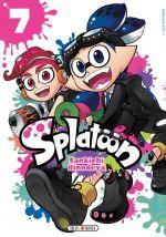Splatoon T7, manga chez Soleil de Hinodeya