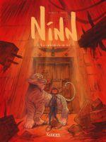 Ninn T4 : La cathédrale de fer (0), bd chez Kennes éditions de Darlot, Pilet
