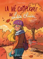 La Vie compliquée de Léa Olivier T7 : Montagnes russes (0), bd chez Kennes éditions de Alcante, Borecki, Barthélemy