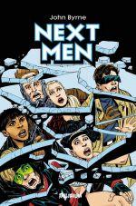 Next Men, comics chez Delirium de Byrne, Webb